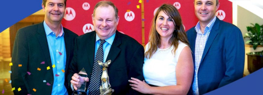 Thumbnail for Orion Partners Dominate Motorola Solutions Awards in Surfers Paradise