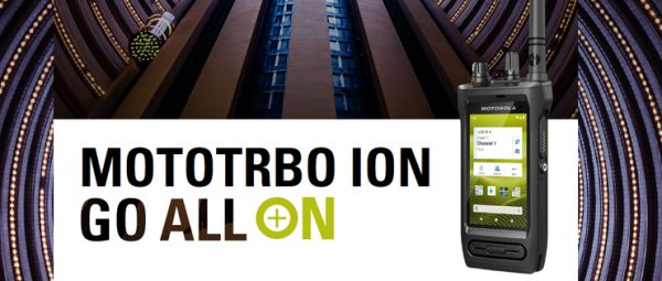 Thumbnail forAll-new Mototrbo ION crosses radio/Google platforms